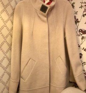 Кашемировое пальто 🐑🍁💛wool очень уютное, теплое