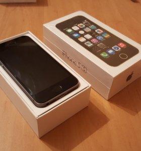 iPhone 5s 16gb, RFB, как новый