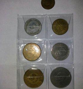 Монеты Тунис