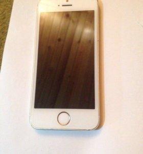 iPhone 5s на 16 гигов