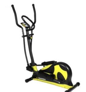 Элептический тренажер Diadora Fitness Circle Cross