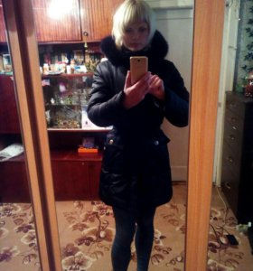 Куртка,очень теплая (зима)