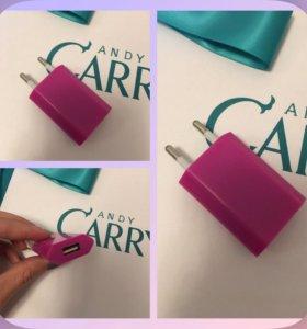 Зарядное устройство зарядка USB можно айфон или др
