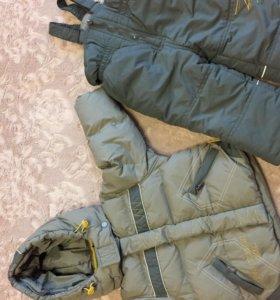 Зимний комплект, Kiko, 80 размер