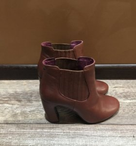 Ботинки женские б/у