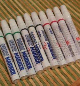 Маркеры, Paint marker