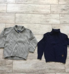 Водолазка и свитер