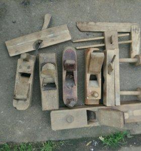 Инструменты плотницкие