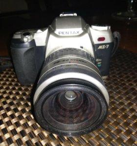 Фотоаппарат Pentax пленочный