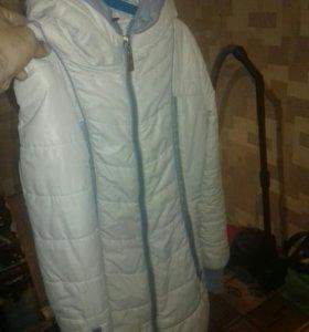 Куртка синтепон в хорошом состоянии