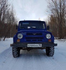 УАЗ 315192 2002 г.в.