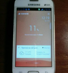 Samsung Galaxy Star Plus GT-S7262 duos