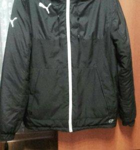 куртка осень-зима puma