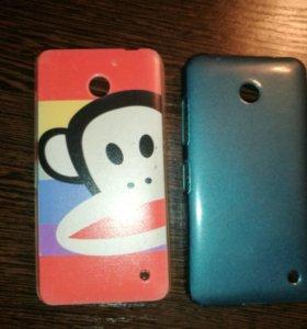 Чехлы для Lumia 630