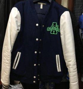 Куртка-бомбер «Adidas»