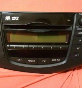 Штатная магнитола Toyota RAV4 (РАВ 4) 2011г