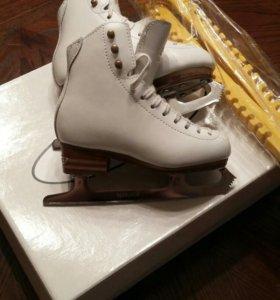 Коньки фигурные Jackson Freestyle (стелька 19 см)