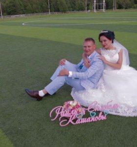 Видеосъемка свадеб. юбилеев, детских праздников