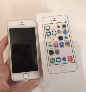Iphone 5s 16 gb white