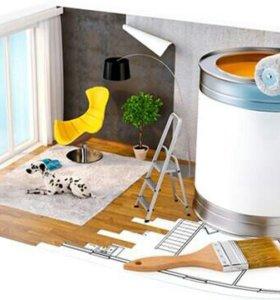 Ремонт, отделка и сборка мебели