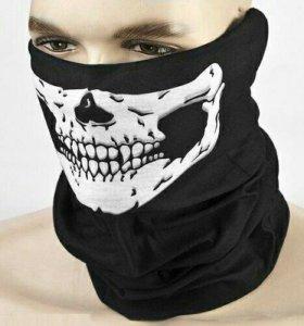 Маска шарф новая