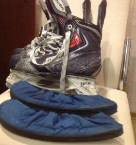 Хоккейные коньки BAUER X100