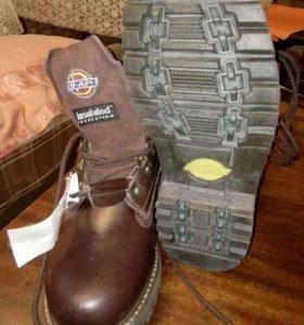 Ботинки мужские новые