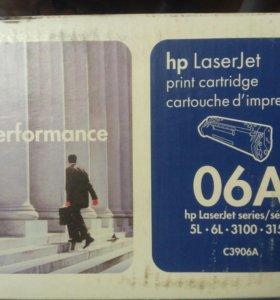 Картридж новый для HP laserJet 5L, 6L, 3100, 3150