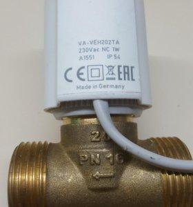 """Электроклапан жидкости VTS 220V 3/4"""""""