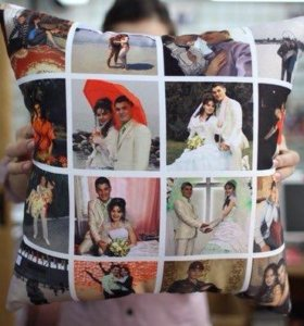 Подушки с картинками,фотографиями