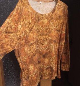 Женский пуловер 64 р