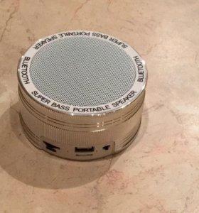 Колонка Bluetooth