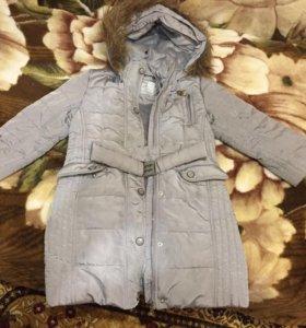Пальто зимнее Mayoral для девочки