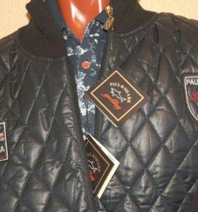 PAUL& SHARK куртка новая