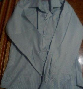 Рубашка мужская, р.46. Обмен