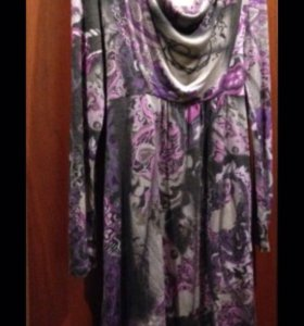 Платье для беременных и кормящи, 44-46 размер