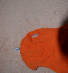 Шлем kivat зимний очень теплый. Размер 0.