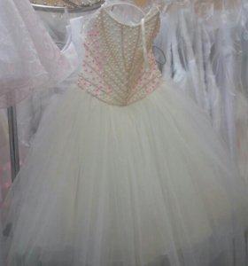 Детское платье.