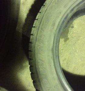 Dunlop 205/55 p 16 зимние