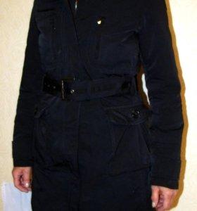 Пальто Zara 2в1 S