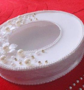 Свадебная Коробочка для гаты
