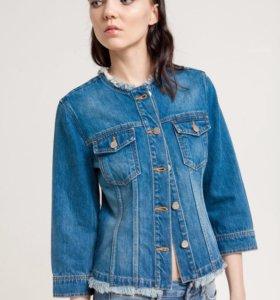 Куртка джинсовая Stefanel