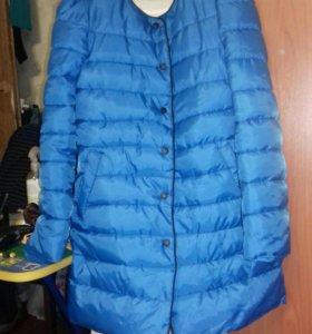 """Новый Плащ/пальто""""Burlesco""""стильное."""