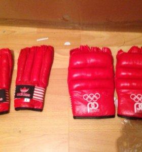 Кожанные перчатки- шингарты