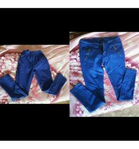 Штаны, джинсы, брюки, шорты, легинсы - 6 шт.