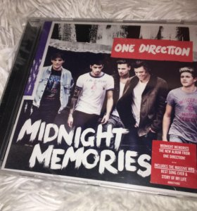 One Direction «Midnight Memories»