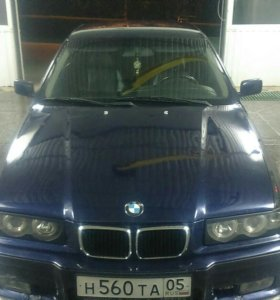 BMW Е36 2.0 150 лс салон кожа, кондиционер