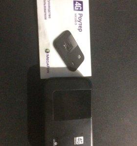 3G Роутер Megafon MR100-3