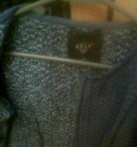 Стеганый пиджак