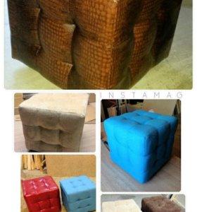 Пуф - кубик